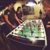Klaipėda city foosball tournament