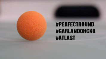 Perfectly round Garlando HCKB balls, at last!