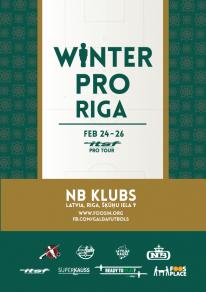WINTER PRO RIGA  2017  –  ITSF  PRO TOUR