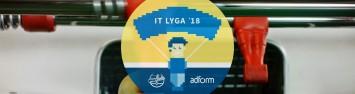 IT Lyga '18: Registracijų sąrašas